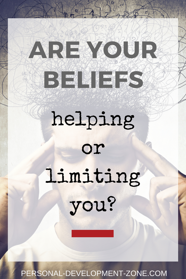 person overthinking examples of beliefs