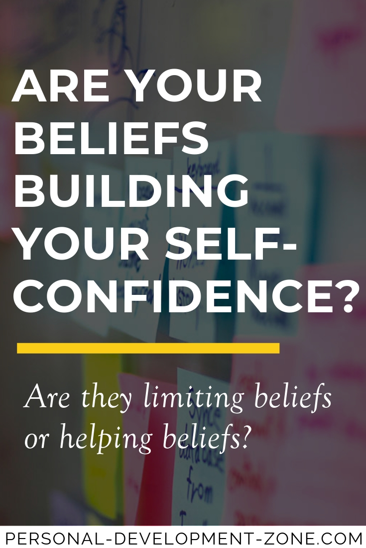 beliefs post it self-confidence