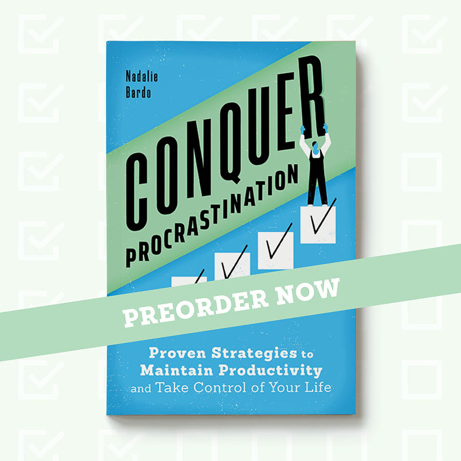 book on procrastination